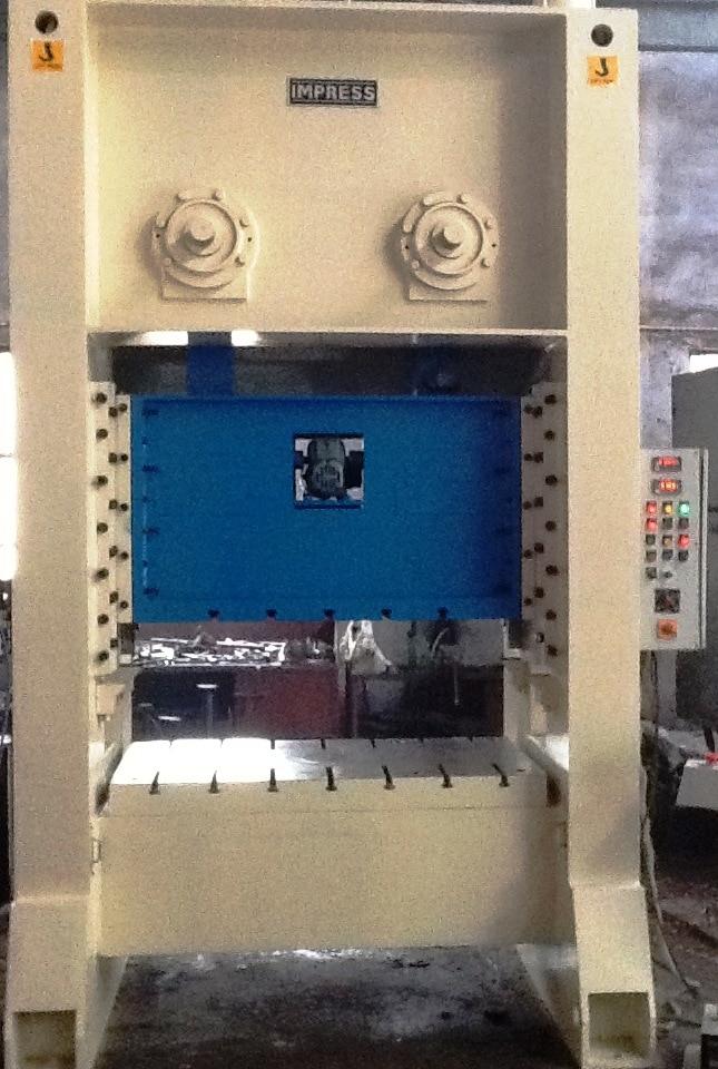 IMPRESS- 2 Point Cross-Shaft Power Press