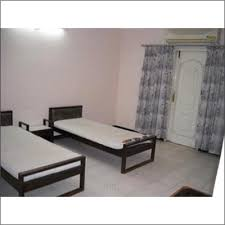Please come to our PG we have all Modern Facilities Like RO Drinking Water, Covered Parking Space, Led tv in each Room, Bed Covers for each Beds, Room Cleaning on Everyday bases, Three Time Meals, Hot and Cold water Running 24X7 in each Washroom for more Information Call us or Visit our Site www.shreedurgapg.com