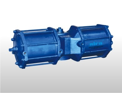 Pneumatic Scotch yoke actuator - we aira euro automation pvt. ltd leading manufacturer of Pneumatic Scotch yoke actuator in Tanzania. also we offer export and supply service in Tanzania.
