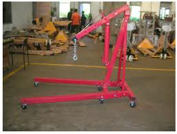 hydraulic floor cranes Supplier In Mumbai