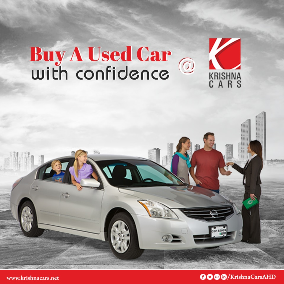 Buy A used Car with Confidence with Krishna Cars  #Used-Car #Used-Car-dealer #Best-Used-Car-dealer #Used-Car-dealer-in-Ahmedabad #Used-Car-dealer-in-Gujarat  W:https://krishnacar.nowfloats.com/
