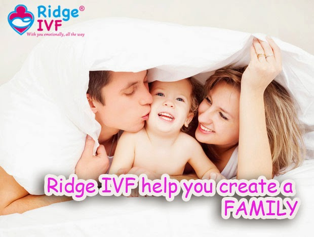Best Infertility Treatment.  Ridge IVF makes couples happy those who are struggling with Infertility with expertise of experienced Infertility conultants.  www.ridgeivf.com