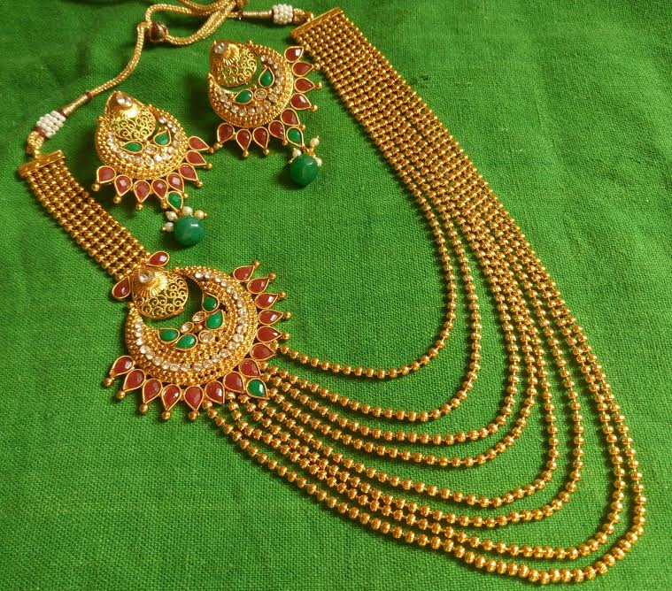 Imitation jewellery manufacturer in Mumbai All our products are developed as per the latest fashion trends using genuine raw material.Bridal Set, Necklace Sets and Earrings wholesale price.