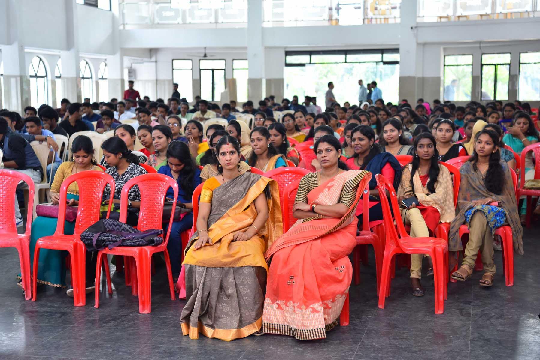 Yuvan College Day Celebrations