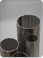 Stainless Steel Perforated Pipes  Neha Metal And Alloys is the leading Manufacturers Stainless Steel Pipes. Neha Metal And Alloys is specialize in Manufacturing Stainless Steel Perfoarated Pipes in different sizes according to the requirement in the desired length in India.  Perforated pipes in 304 grade perforated pipes in 316 grade  We also give a mirror finish to the perforated pipes upto 600 grit.  perforated polish pipes in all grades and sizes.