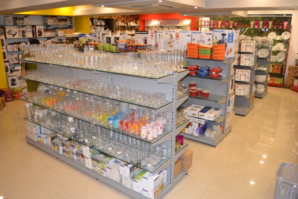 Supermarket Racks manufacturer in Chennai.   As one of the leading India's supermarket racks manufacturer, Our company is successfully build up a good reputation within the market in past more than 10 years.Our storage racks are commonly seen in everywhere be it Residence, office, Industrial factories, warehouses etc,