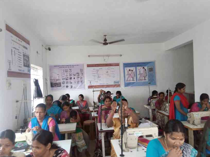 Tailoring Courses in Chennai Are you a resident of the area in and around West Anna Nagar like Mugappair and Villivakkam in Chennai?Are you looking for a tailoring course which is a complete package? Then NCFT Heights is the right place for you.    If you want to use your free time productively, tailoring course would be very helpful for you.The busy morning hours come to a sudden halt after the children went for school and what follow is the boring, lengthy hours.If you have the interest to cut and stitch, why don't you opt for tailoring courses in Chennai and choose the right one at NCFT Heights! As kids are growing faster many new clothes would become unfit.Adults also feel uncomfortable with increase or decrease in body size.So, there is always a need for stitching! Amuse yourself by starting with the alterations work as it is needed frequently and with our course and training you could become a thorough professional to stitch complete new clothes for your family!  If you want to become a professional tailor and want to start a tailoring house as a business, then NCFT Heights is the ultimate choice as we provide complete solutions for all your needs.Tailoring is not just restricted to everyday wears though the potential for everyday wears like pants, shirts and blouses is huge as ready made garments don't suit well always. Short and Stout persons , Tall and Thin persons always find it difficult to select the correct sized ready made wear.And there are persons who go for their own taste of color and designs!  Specialty stitching like hats and stitching for special occasions and stitching kids garments require specific training and skills.Handling bulk orders like stitching uniforms or stitching for film and T.V. industry is an opportunity which is never to be missed! Our course and training equip you well to handle all types of work and all new special machines like embroidery machine.Once again we remind you to choose NCFT Heights when you look for tailoring cou