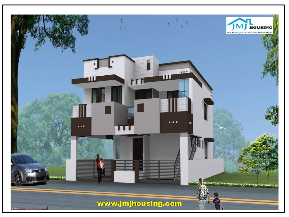 Green architecture jmj housing in coimbatore india for Architecture design companies in coimbatore