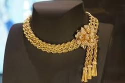 916 Gold Necklace B