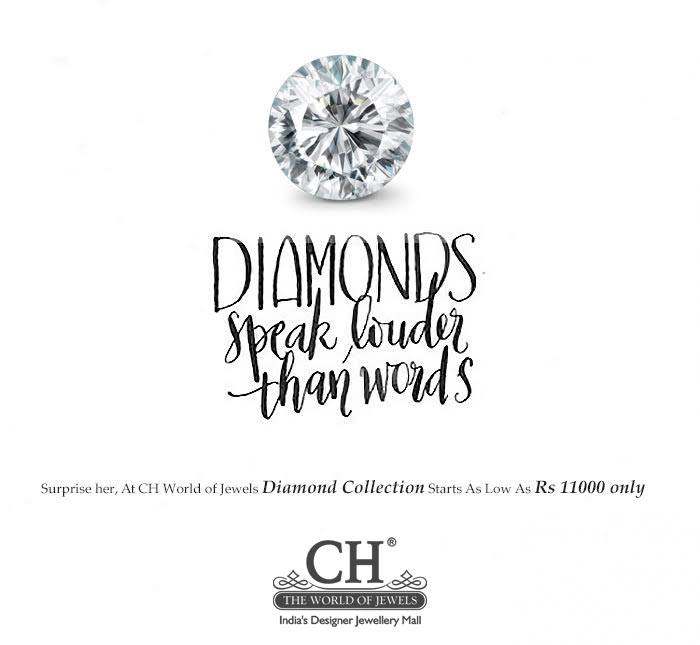 Diamond Collection  This Valentine Surprise Her with the Best Diamond Collection, the LOVE of the Life.  We are Located At Vadodara, Gujarat, India.