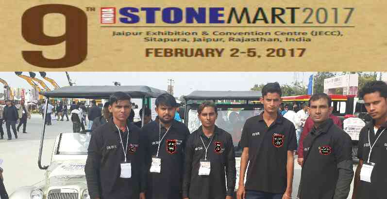 SPAN SECURITY-  # Valet Parking # Golf Cart Crew # Valet  # Driver We are in JECC with 9th India Stone Mart 2017 as a Golf Cart Crew