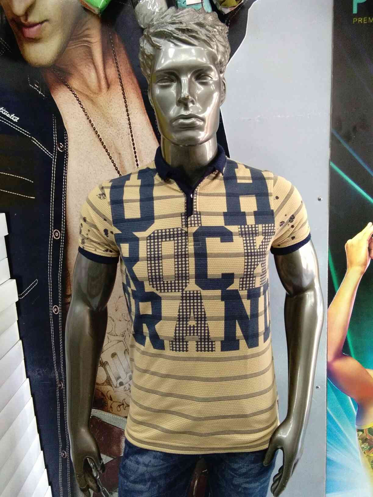 Men's T- Shirts- Buy Latest Collections Of Tshirts at India's Best Online Shopping Store. Check Price in India and Buy Online.kingdommens.com