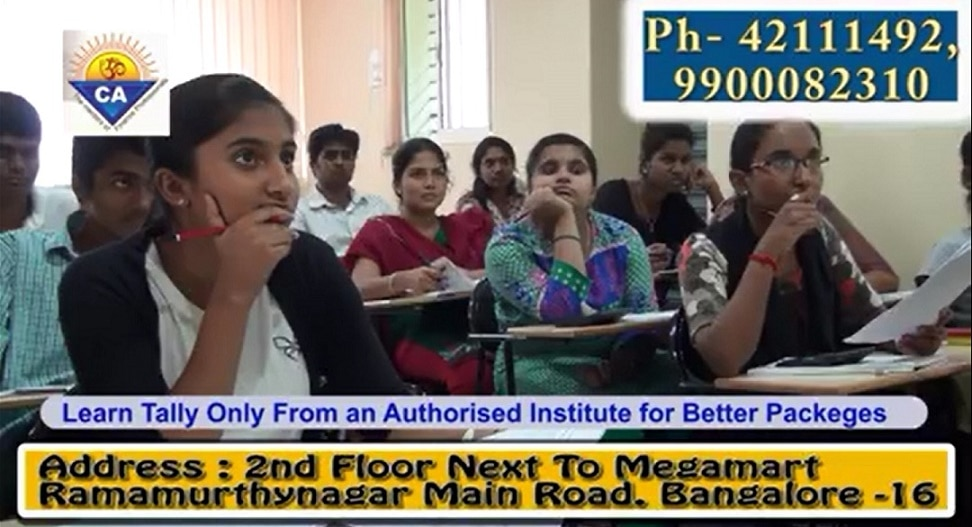 CS  Foundation Coaching in Ramurthynagar 100% Results For students pursuing Degree New batch just started    Evening batch - Monday to Saturday - 5 pm to 7 pm  Weekend batch Saturday & Sunday 9 am to 6 pm  For students pursuing PUC  New batch starts on 1st April 9 am to 6 pm (including Sundays & Holidays) Classes conducted by highly qualified experienced professionals.  Maximum 25 per batch  Individual attention ensured  Best results with distinctions  Run by MV Amma Charitable Trust, a non profit Organization Promoted by Sri Mahalingam  Retd Group Gen Manager/Finance, RITES, Railway Ministry, New Delhi  For more details please contact  Challa Academy Above STEPS showroom, Near Indian Oil Petrol Bunk, Ramamurthy Nagar Main Rd Bangalore 16  Ph 080 42111492, 9449621216, 9900082310  CHALLAS, a premier institute for CA/CMA/CS Tally ERP 9 classes.  www.challaacademy.com