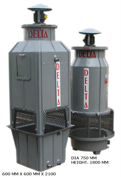 Cooling Tower Delta's Induced Draft Cooling : Delta Cooling