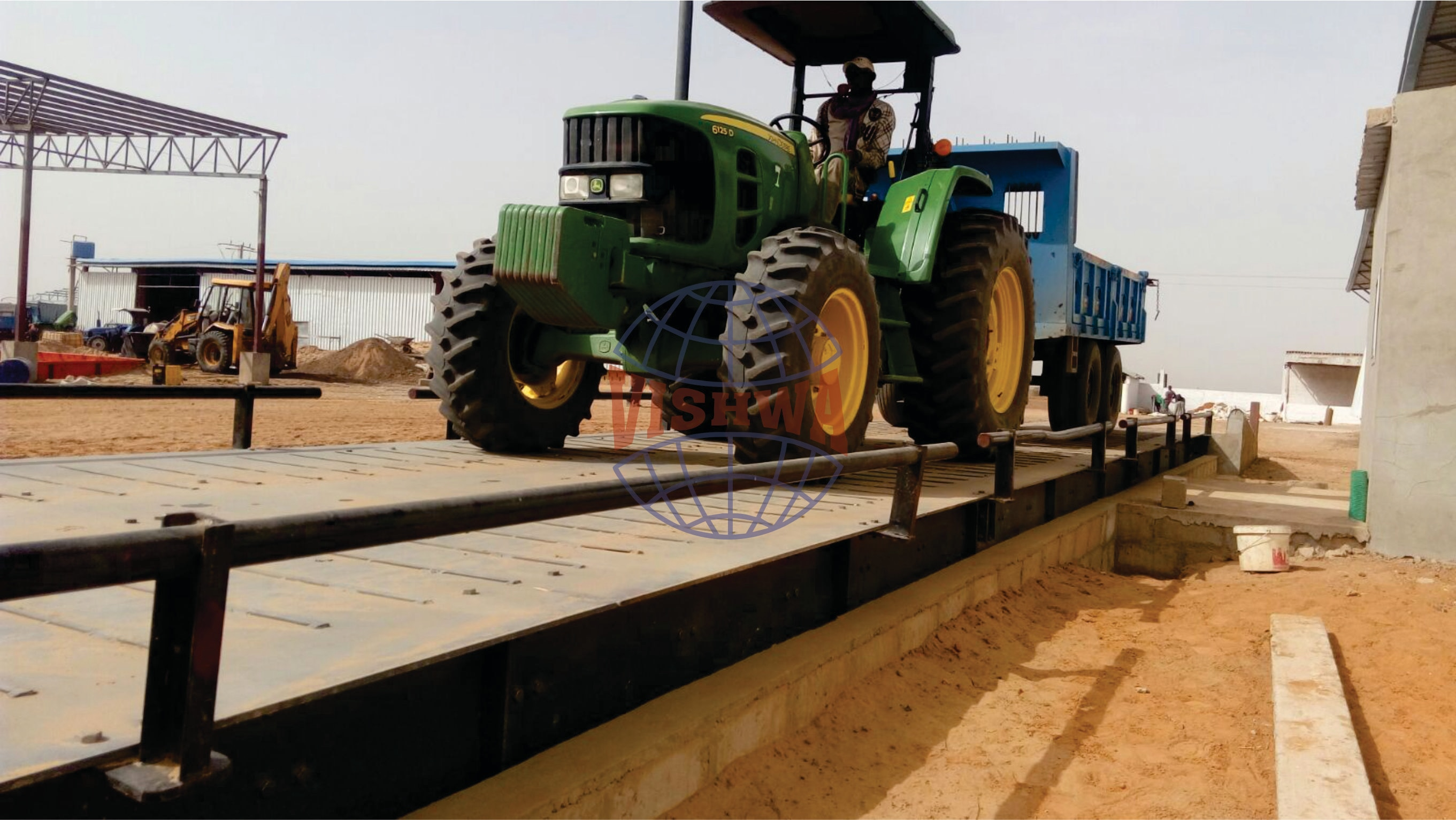 All our weighbridges contains easy maintenance that eliminate high Cost and proves to be very convenient to use.