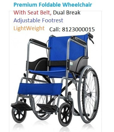 Wheelchairs can be self-propelled by the user and also pushed by the companion. Be sure to understand and match the weight capacity and seat width to the size of the user. There are also options such as flip up arms, elevating footrests and recline  extensive line of wheelchairs.