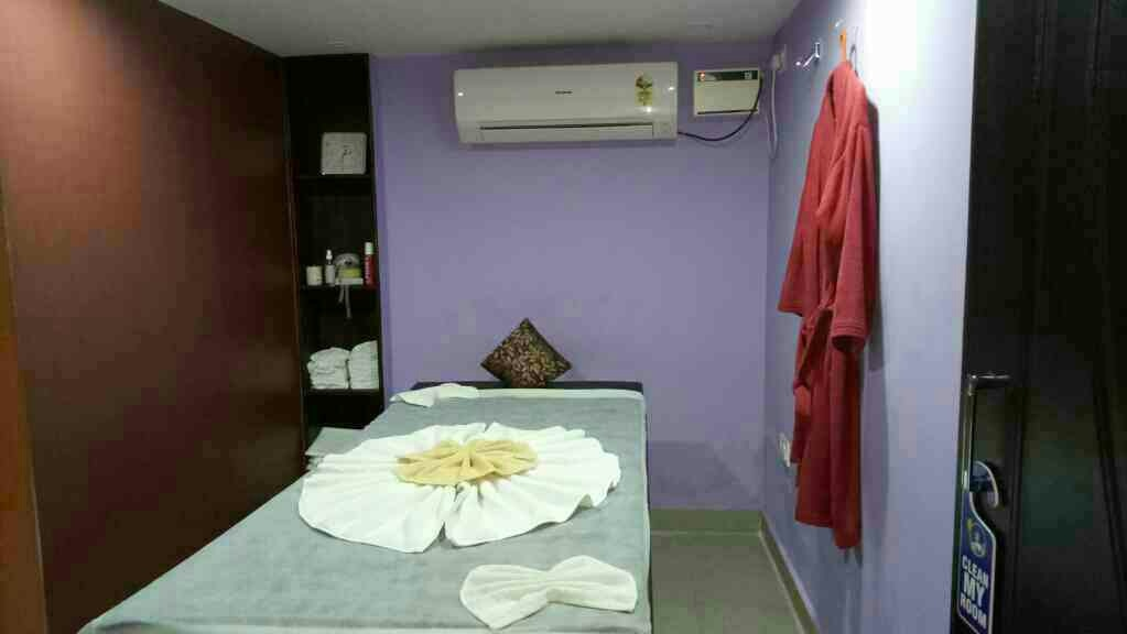 reflexology therapy in calangute goa