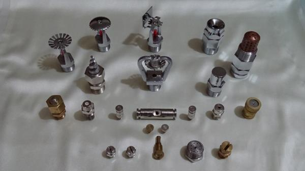 We are engaged in manufacturing trading of Misting Nozzle, Slip Lock Connector, Medium Velocity Nozzle, High Velocity Nozzle, Fire safety Sprinkler Nozzle, Curtain Nozzle, Spiral Nozzle, Wall Sprinkler Nozzle, Flat Nozzle, Ginning Water Spray Nozzle.