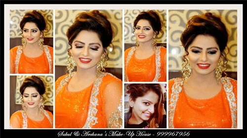 You are new in the area and looking for  Best makeup Artist in East Delhi check in Sukul n Archanas Makeup House. Sukul n Archana are Best Makeup Artist in Delhi.  It's Party Time, Is someone close to you getting married? Or perhaps you want to look really hot at a Cocktail Party? Archana will give you the perfect look to suit any occasion or event you are attending. Get your glamour quotient through the roof.  Official Website www.makeuphouse.co.in Facebook Page at sukuldevsmakeuphouse