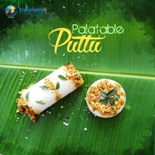 Are you planning a trip to Kerala? Then do not forget to try Puttu which is an authentic breakfast dish in Kerala prepared with rice flour and coconut. It is the best served with Kadala curry.   So what are you waiting for? Book your Holiday Package now and have Keralian breakfast with Tourient!