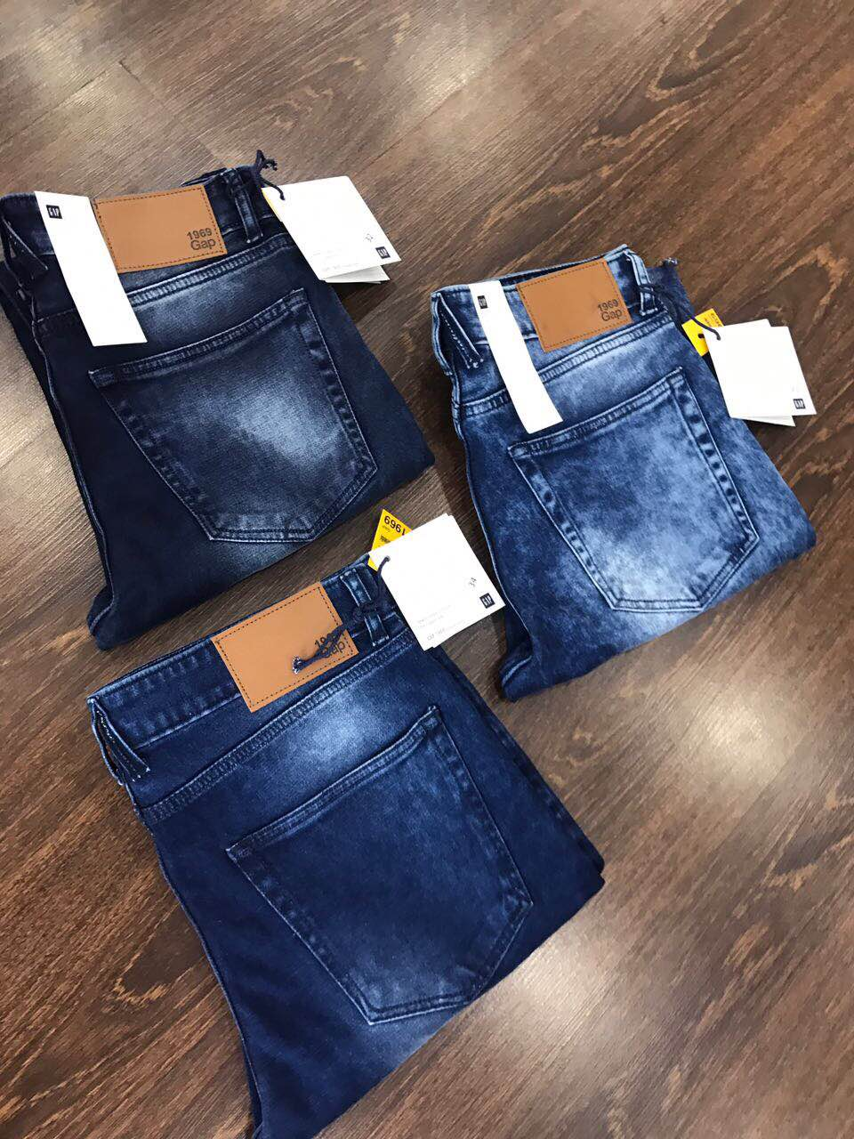 GAP denims available for export in bangalore