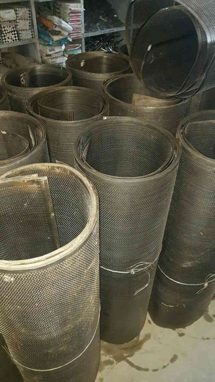 We are manufacturer of Galvanized Perforated sheet in Ahmedabad.We provide wide range in thickness and hole size in Galvanize Perforated sheet.