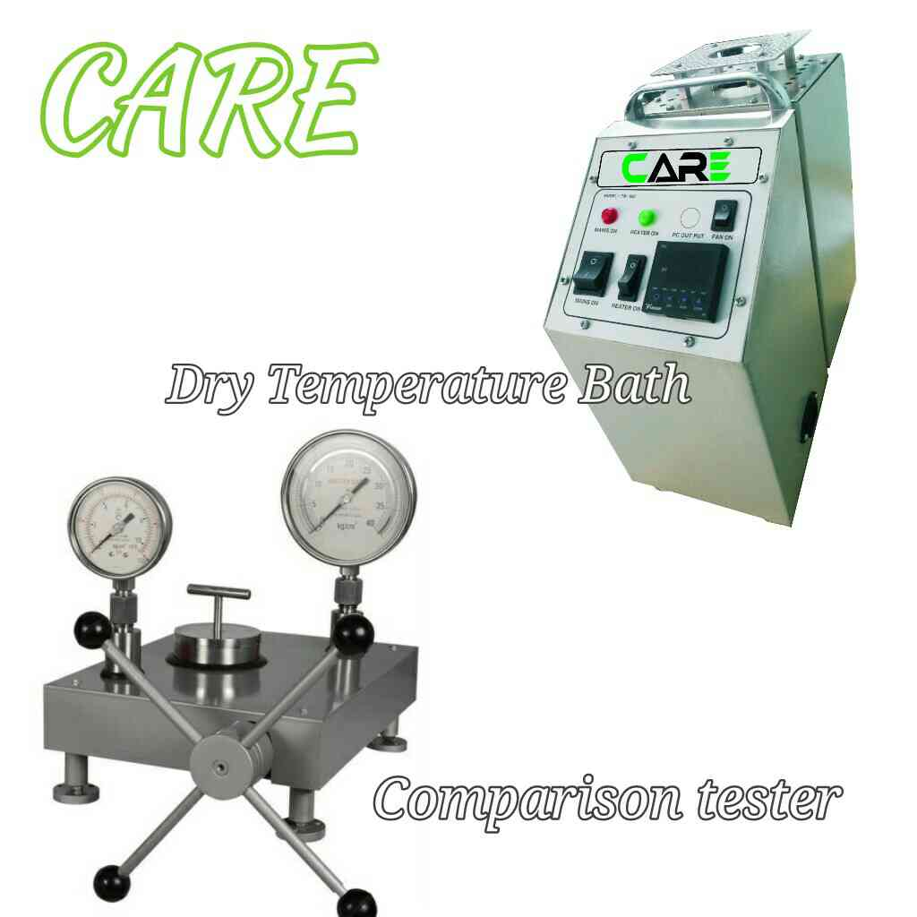 We care Instruments are manufacturer of all types of calibration equipment for pressure & temperature measurement.