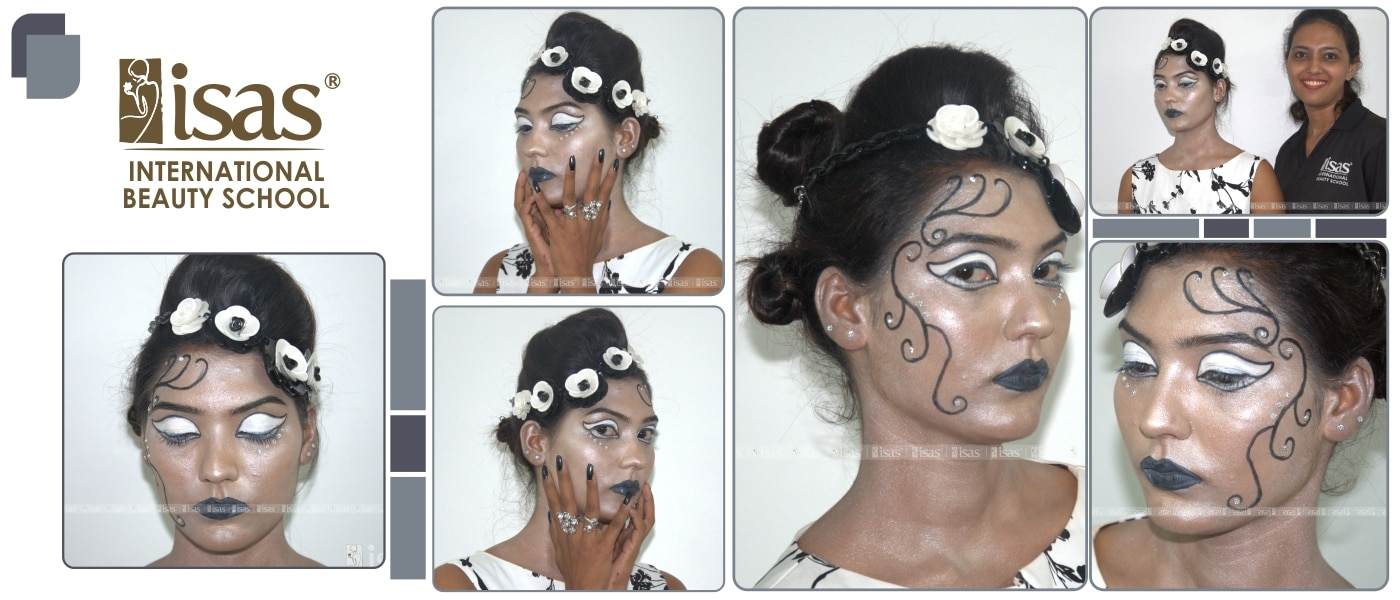 ISAS Student Photoshoot Hair Styling & Makeup Done by ISAS Students Pune !  Enroll Today !  Only @ ISAS, International Beauty School !  Certificate & Diploma Courses: #Creative_Hair_Designing #Advanced_Beauty_& _ #SpaTherapy #Personal_Grooming #Professional_Makeup #NailExtension_& #Nail_Art #Diet_& #_Nutrition  1st Floor, Zodiac Plaza, Near Nabard Flat, H.L. Comm. College  Road, Navrangpura Ahmedabad - 9 Ph. +91 99098 40007, +91 8469255255, 26300007 www.isasbeautyschool.com  Makeup: Prosthetic Makeup in Ahmedabad, 3d Makeup in Ahmedabad, Advanced Make Up Courses in Ahmedabad, Bridal Make Up Course in Ahmedabad, Courses In Make Up in Ahmedabad, Hair & Make Up Courses In India in Ahmedabad, Makeup Courses in India, International Beauty School in Ahmedabad, make Up Classes in Ahmedabad,  Makeup Courses in Ahmedabad, Makeup Artist Courses in Ahmedabad, Makeup Artistry Courses in Ahmedabad, Makeup Course in Ahmedabad    Hair: Hair Dressing Courses in Ahmedabad, Courses in Hair in Ahmedabad, Hair Courses in India in Ahmedabad, Hair  Courses in India, Hair Courses in Ahmedabad, Hair Cutting Classes in Ahmedabad, Hair Classes in Ahmedabad,  Hair Courses in Ahmedabad, Part Time Make Up Courses in Ahmedabad, Personal Make Up Courses in Ahmedabad, Professional Make  Up Course in Ahmedabad,    Massage: Indian Head Massage in Ahmedabad, Foot Reflexology in Ahmedabad, Ayurvedic  Massages in Ahmedabad, Aroma Therapy Courses in Ahmedabad,   Beauty: Cidesco Courses in Ahmedabad, Cidesco Qualifications in Ahmedabad, Cidesco Course in Ahmedabad, Best Cidesco  School in Ahmedabad, Cidesco Center in Ahmedabad, Vtct Center in Ahmedabad, Vtct School, Vtct Course in Ahmedabad, Spa Courses in Ahmedabad, The Academy Of Make Up and Beauty in Ahmedabad, the Beauty Academy in Ahmedabad, Salon Management Course in Ahmedabad, Spa Management Course in Ahmedabad, Cidesco Beauty  Therapy Course in Ahmedabad, Salon Spa Management Course in Ahmedabad, Personality Development Course in Ahmedabad, Perso