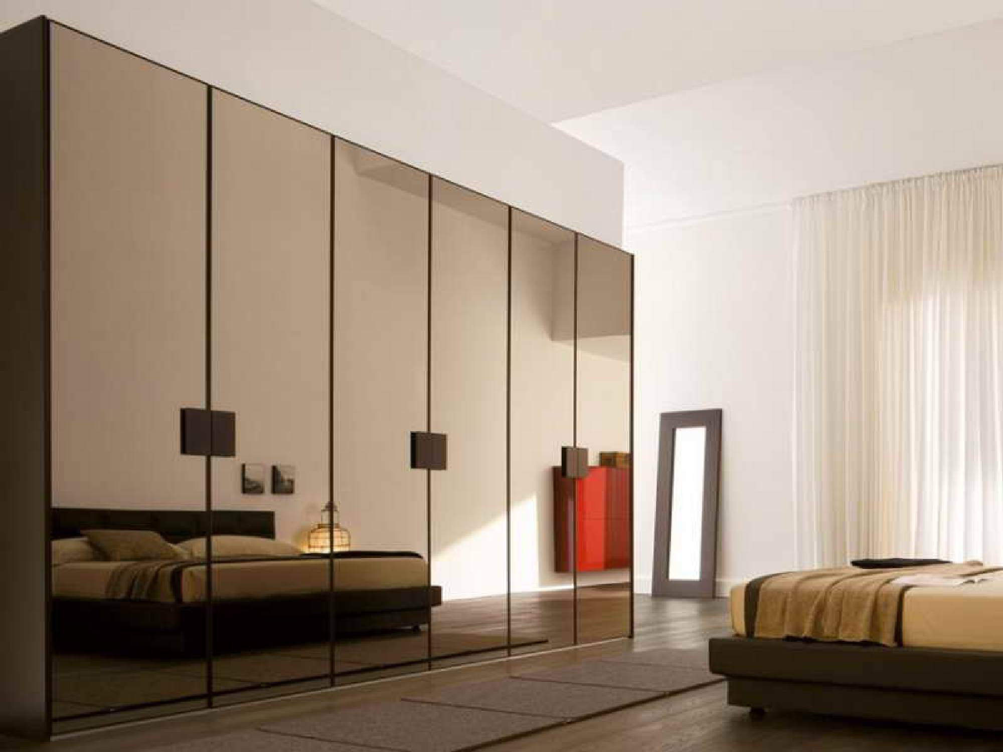 Design in gurgaon wooden florring in gurgaon bathroom vanity gurgaon - Modular Wardrobe Fascinating Bedroom Interior Decoration Ideas With Latest Wardrobe Designs External Brown Mirror