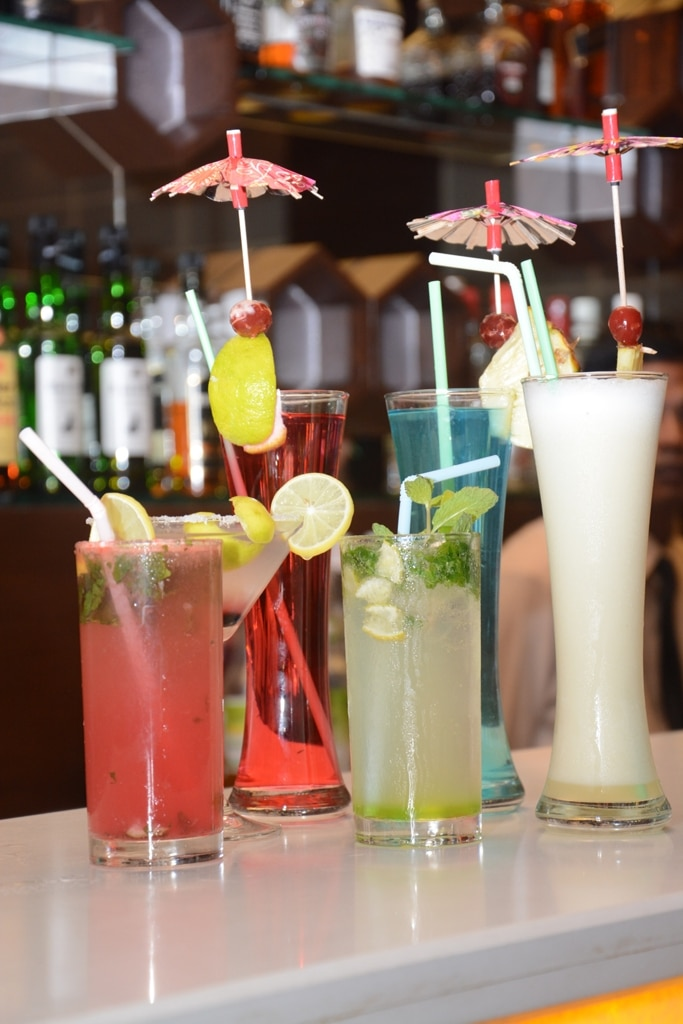 Sharda Classic Special Mocktails