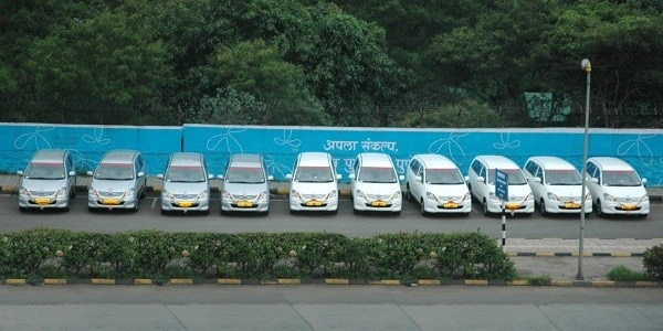 Smartest cab services now available at Pune/Mumbai by KK Travels