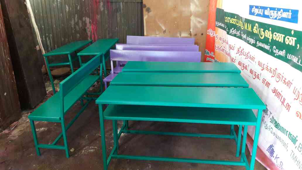 STUDENTS FURNITURE MANUFACTURER  WE ARE REAL MANUFACTURER IN SCHOOL FURNITURES, STEEL FURNITURE ALTERATION WORK AND PAINTING WORKS , SERVICE WORKS