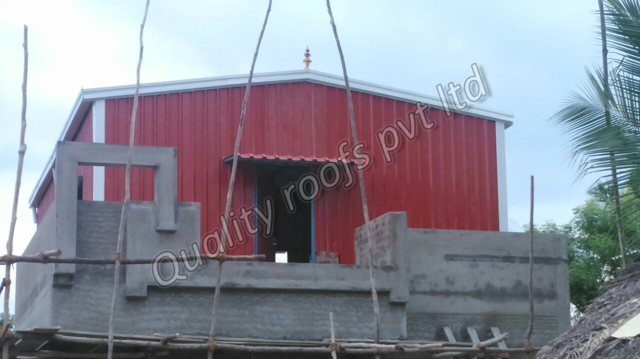 Shed Fabrication Chennai We Ar Quality Roofing Contractors
