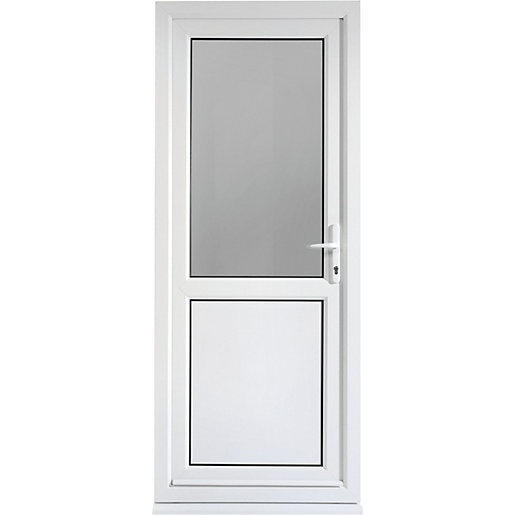 We as one of the leading UPVC Windows Manufacturers offer Toilet Doors which are built with tough steel core. Our Toilet Doors are waterproof and has eco friendly stabilisers. They are easy to maintain and has good air tightness so that they deliver enhanced security. Our Toilet Doors also resist moisture, rust and, corroding and therefore they will never trouble you. We offer UPVC Doors which will not warp or twist because they have excellent weather resistance and comply with relevant BS standards