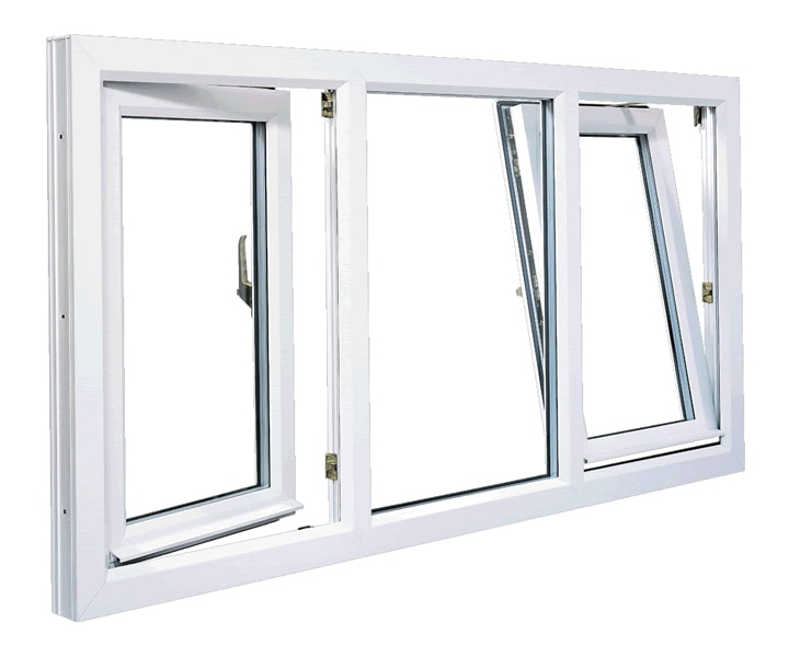 With Timbe you can have UPVC Windows which are more than a Window. We offer Tilt and Turn Windows because they offer a lot of benefits compared to other UPVC Windows. Timbe's Tilt and Turn Windows will totally transform your house and bring maximum ventilation more than you can ever imagine. Our Tilt and Turn Windows can be also combined and customised according to your requirements. Our Tilt and Turn Windows are popular because of the ease of cleaning they offer. You can be the controller of the air and light into your house according to the weather with our Tilt and Turn Windows. We also offer Combination Windows in numerous styles and finishes so that they perfectly fit the window space and suit your needs.