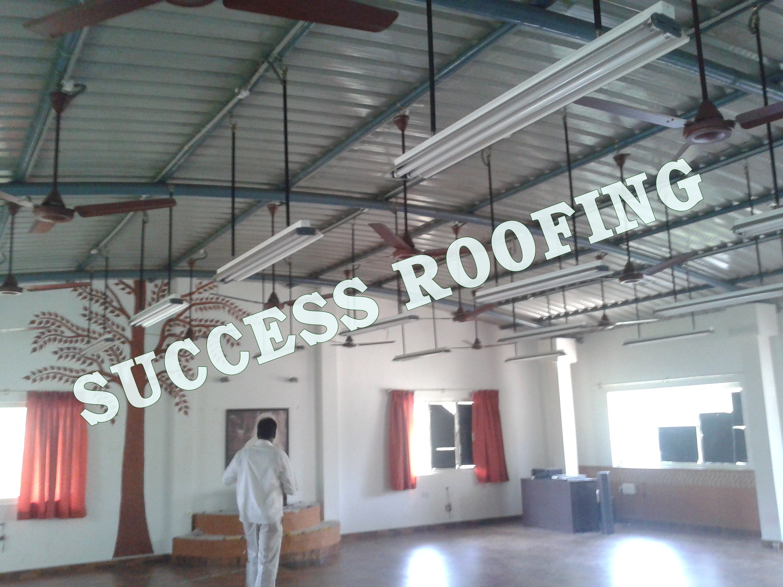 . Multi Purpose Hall Roofing Shed Works In Chennai: We Are Leading  Contractor IN Chennai.We Are All Kinds Of Roofing Work. We Are Providing  Best Materiel ...