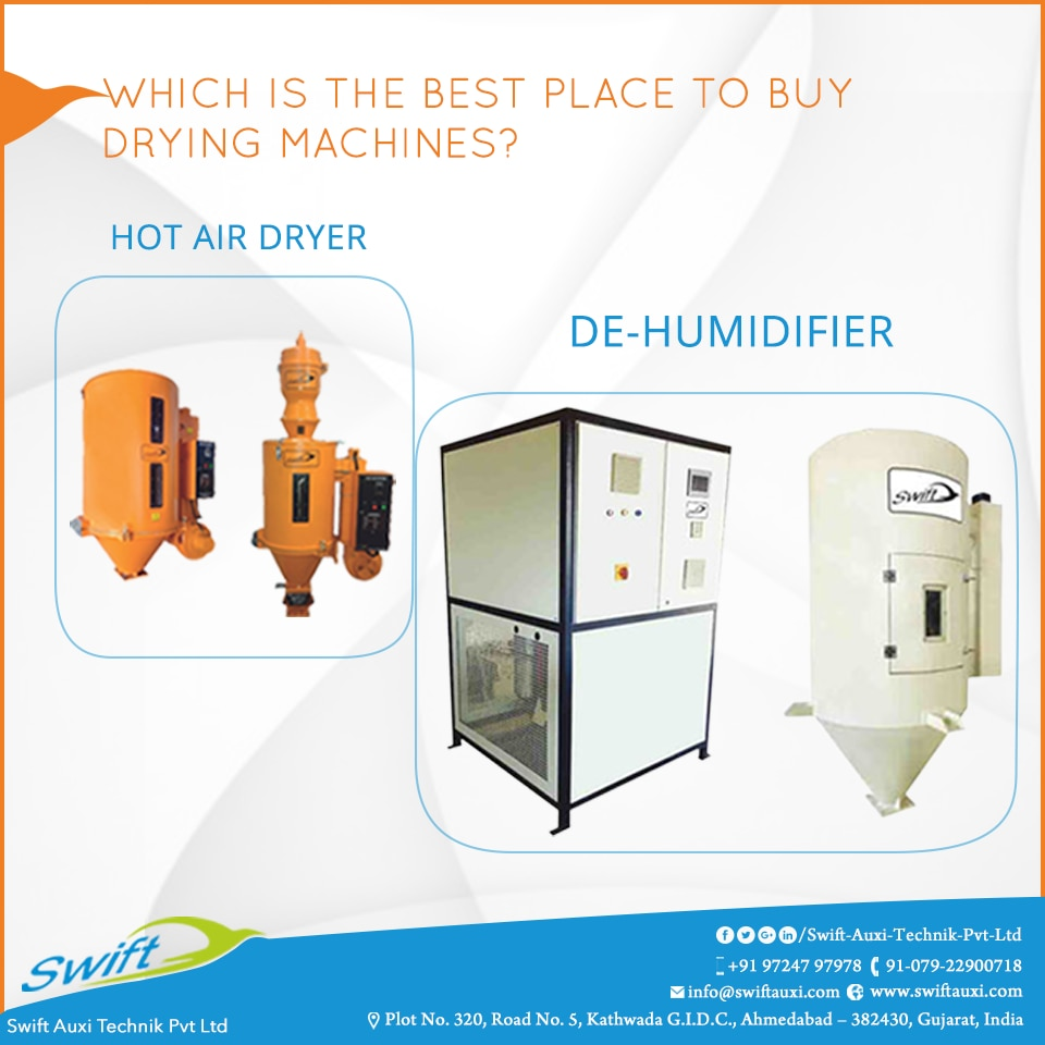 Which is The Best Place to Buy Drying Machines?