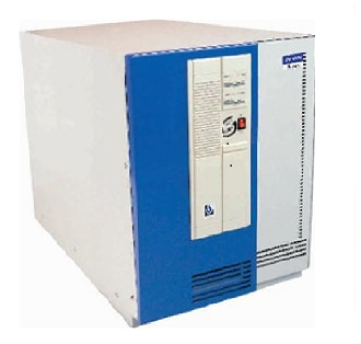 Emerson - Online UPS Dealers in Hyderabad, Vijayawada & Vishakhapatnam (Vizag) Power Bank 6KVA   Liebert Power bank series systems are true online UPS systems designed to provide fit-and-forget reliability, with a capacity of 6 kVA. Power bank units feature total isolation of the load from the mains - isolating input and output sections, and making the systems ideal for VSAT applications. The units support hot standby configuration, making them suited for critical applications like banks.   The wide input voltage (165V-265V) makes the unit ideal for power conditions within India.   KEY FEATURES: - • True online IGBT-based systems  • Cold start on full load facility. Even under black out conditions the Power Bank can be switched on  • 1 + 1 hot-standby configuration  • Battery charging current selector  • Generator capability  • Dynamic bypass  • Multilink auto shutdown software  • Input overvoltage cutoff devices - provides complete protection to system during high input voltage      conditions  • Up to 4 hours of backup possible with external charger  • Excellent overload features 150% FL for 5 seconds  • Output short circuit protection - Protects system from output faults at the load end  • Battery charging current selection - Optimizes battery charging which improves life of batteries.