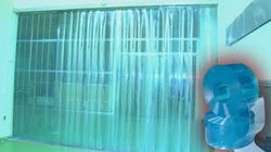 PVC Curtain  Best Wholesale Trader & Wholesaler of PVC Curtain. Our product range also comprises of Plastic Curtain and Air Curtains. in navi mumbai.  Being the most respected organization guided by experienced and knowledgeable professionals, we provide an enormous assortment PVC Curtain that is used to control the dust, flying insects and noise from the room. The offered curtain is manufactured using the best quality polyvinyl chloride and ultra-modern technology in adherence with industry norms. Our quality examiners test this curtain against different quality parameters. Clients can avail this curtain from us at nominal prices.  Features:  UV stabilized strips Easy installation Alluring design Yes! I am interested