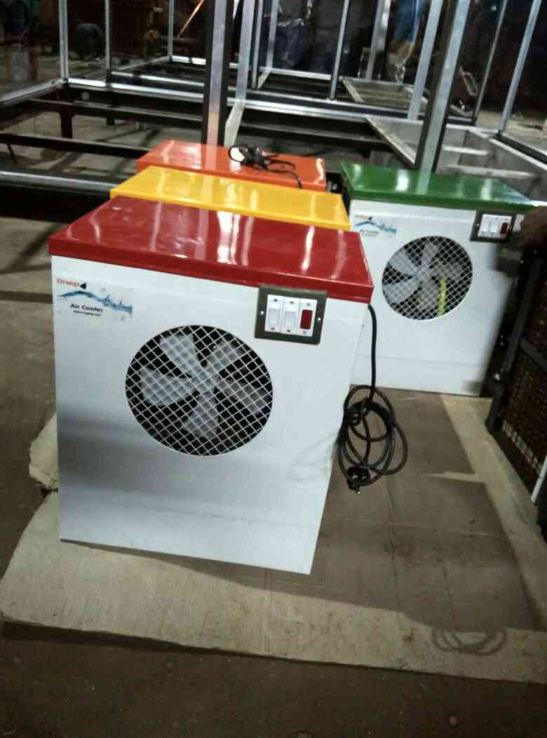 We Orange Technical Solutions are best Design, Manufacturer & Supplier of industrial and domestic Air Coolers.