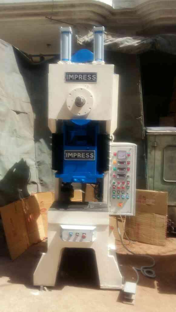 High Speed Press 20 Ton