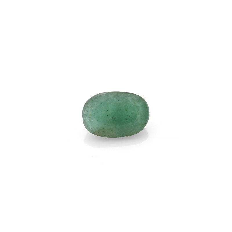 Loose Stone :-  Product ID-4049 Particular-Natural Emerald  Colour-Green  Weight(ct)-4.26  Shape/Cut-Oval/Mixed  Dimensions-12.93 x 8.56 x 5.55 mm  Certification-Free Lab Certificate INR 4686