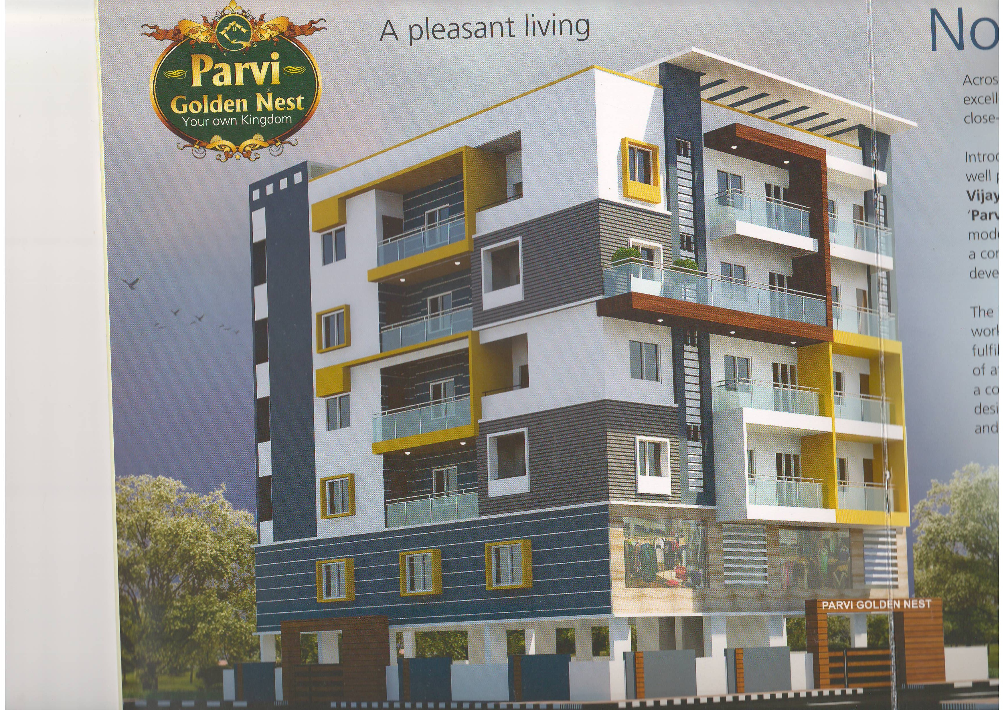 1)3BHK North and East  Flats at VIJAYANAGARA near MARUTHI MANDIRA.  Land Area 5, 000 Sfts.  Stilt Car Parking  Ground Floor- Commercial Space.  First Floor—North 1500 sfts  Living area 13.5x16  Dining  8x8  Kitchen 12x8  Utility 4x8  Bedroom no 1 =11x10 with Toilet 6x5  Bedroom no 2=11x14 with Toilet 5x8 with Balcony 11x4  Bedroom  no 3=10x10 .  Common Toilet 7x5.  With basic Amenities Like Covered Car Parking-Cauvery and Borewell Water-Power Backup Genarater-Lift-24/5 Securitys- 7, 000 per sft including PARKING, BESCOM, BWSSB, only Registration cost Extra.