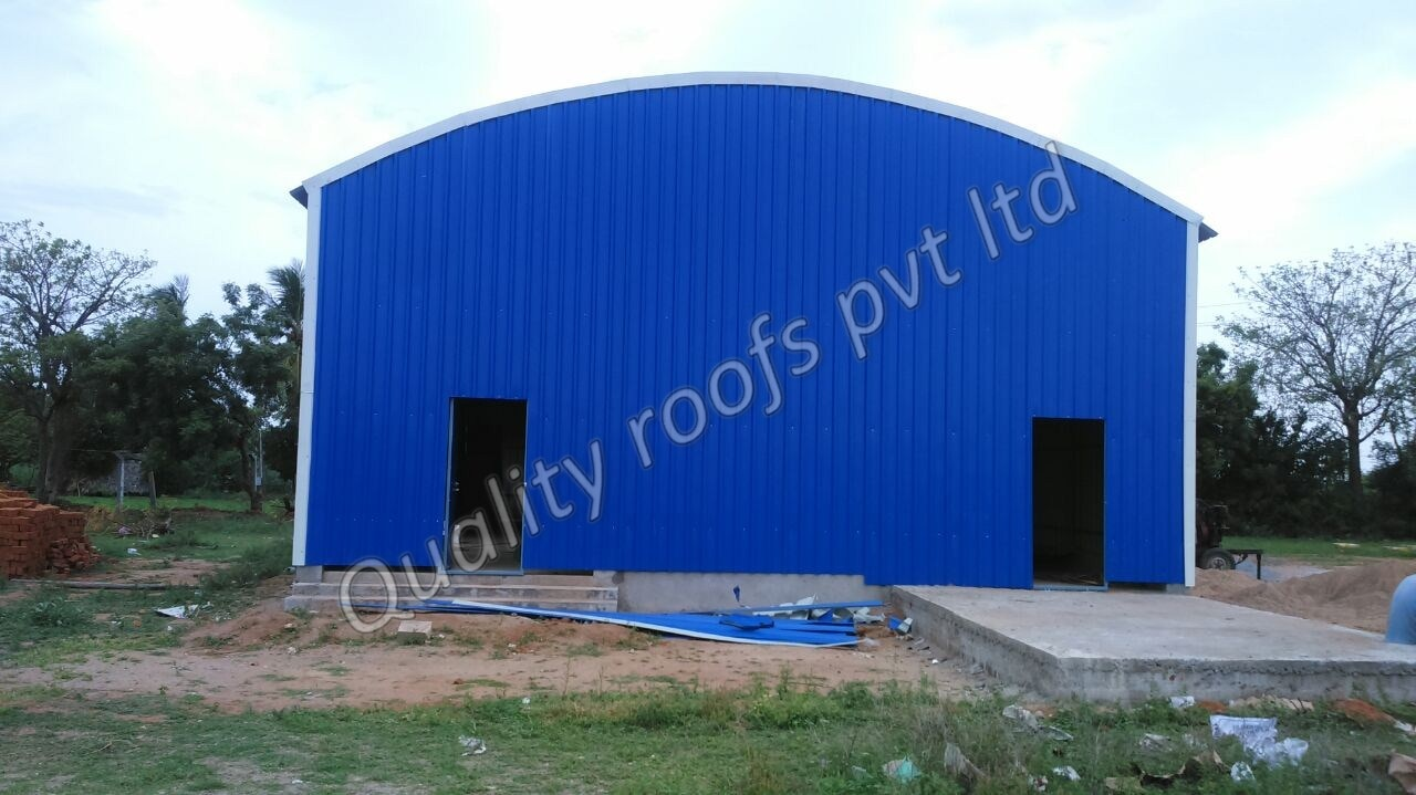 Metal Roofing Shed The offered sheds are Metal Roofing Shed