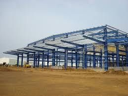 PEB  Keeping in mind the precise demands and requisite of our prestigious clients; we are emerged in presenting to our customers a wide range of PEB INDUSTRIAL SHED. Available in steel frame construction, these sheds can be used for constructing large covered areas. Furthermore, these sheds can also be supported by insulation support to meet specific building regulations. To ensure their superior quality, we precisely manufacture these products by making optimum use of the high grade basic material and effective methodologies. Besides this, because of their ruggedness, tough built and rust resistance, these are highly cherished all over the nation. Our client can purchase these at a reasonable price.  We Are One Of The Proficient Supplier Of PEB.