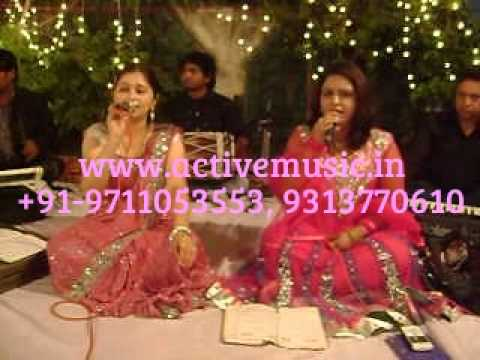 Official Website http://www.activemusic.in/india-delhi-ncr-mehndi-sangeet-hindi-and-banna-banni/   Active Musical Entertainer- +91-9711053553, 9313770610  Best Banna Banni Singers and Mehndi Sangeet Singers for Events and Shows