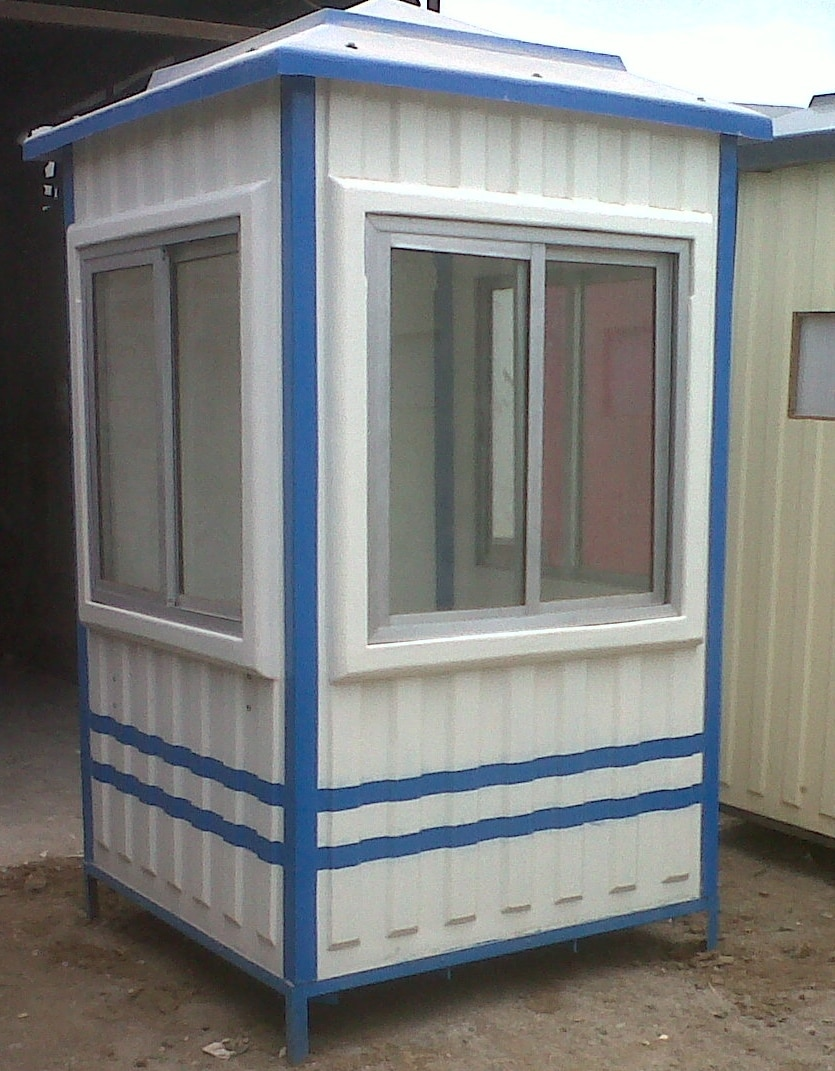 FRP cabin manufacturer in pune