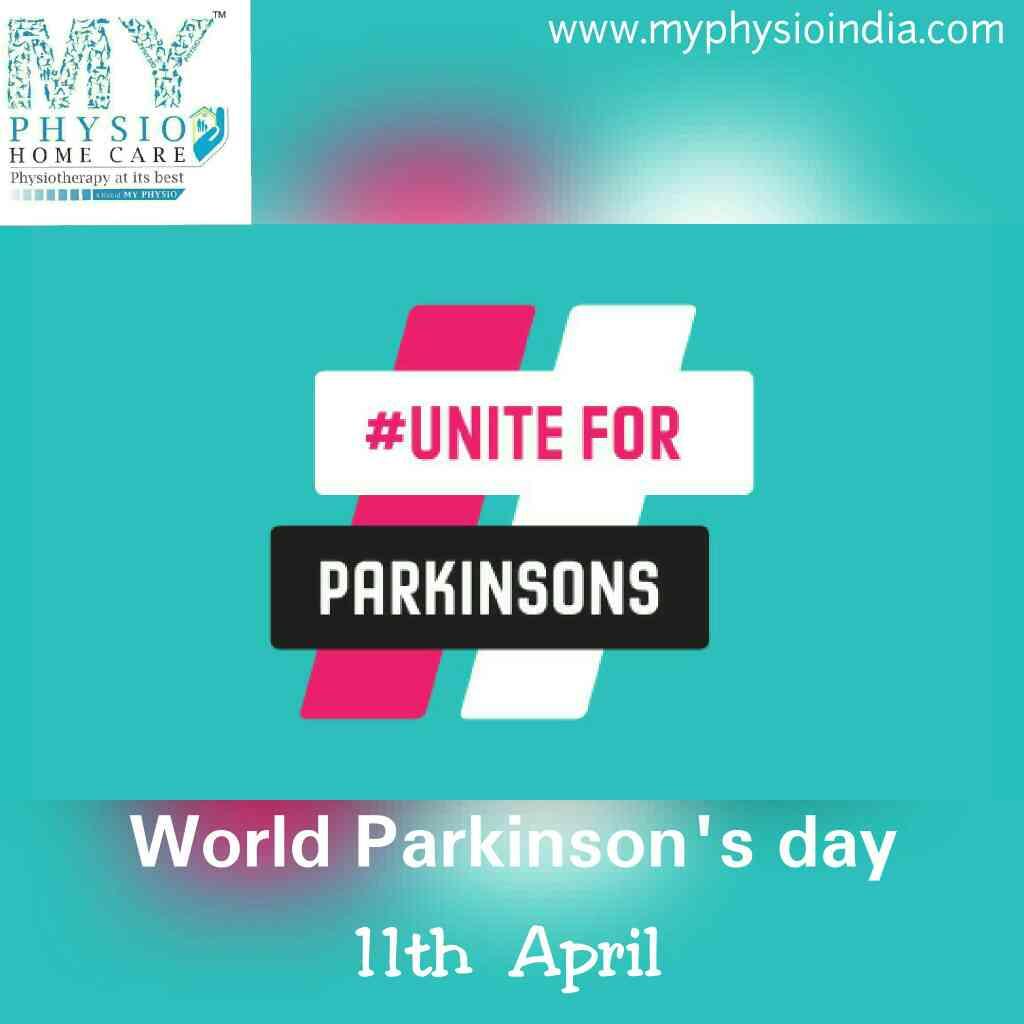 #WorldParkinsonsDiseasesday #ParkinsonsDiseases #Myphysio #Myphysiohomecare