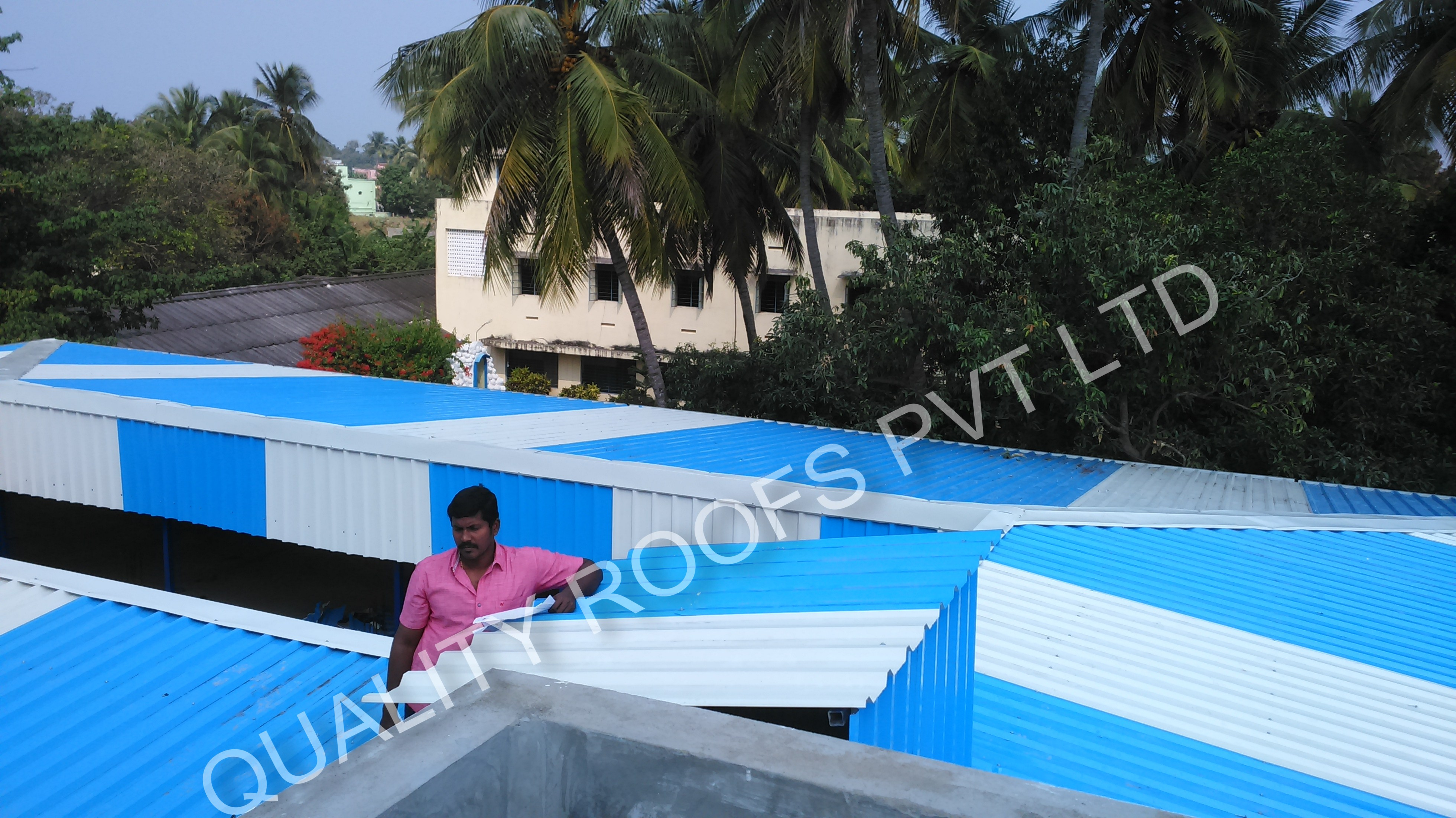 Residential Terrace Roofing In Chennai       We are indulged in providing Residential Roofing Work to our esteemed customers. These Residential Terraec Roofing In Chennai services are executed keeping the budget and preferences of our customers in mind. To attain maximum client satisfaction, we deliver these services timely.       With our sound manufacturing facility, we also manufacture these roofing on custom basis. Available at industry leading prices, our range of Residential Roofing is appreciated for the following remarkable features