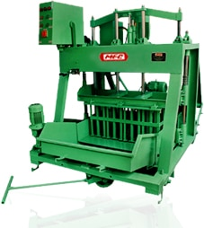 Movable Concrete Block Making Machine In Coimbatore  Movable concrete block making machine manufacturing by mec